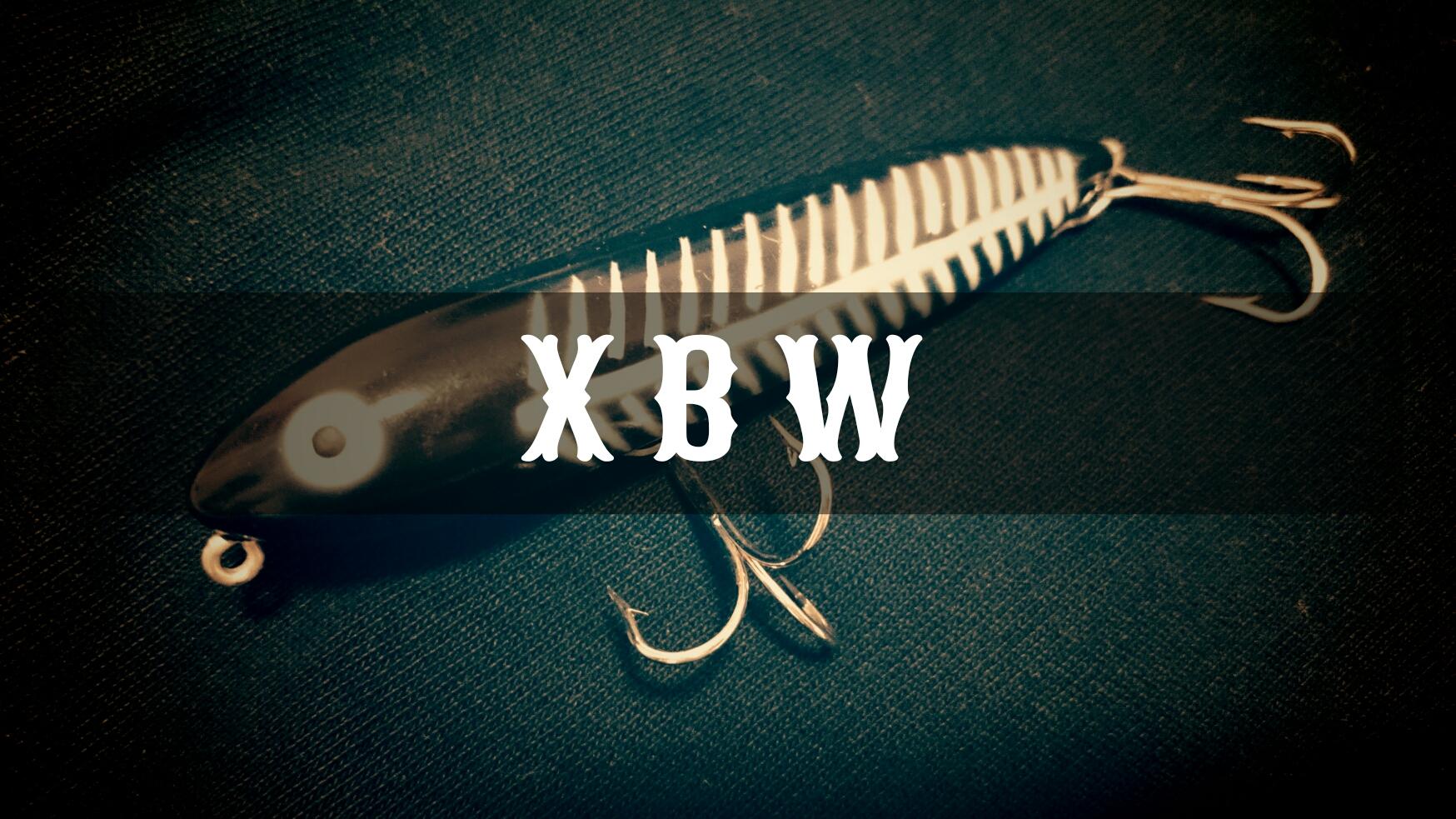 最も愛するXBWというカラー。