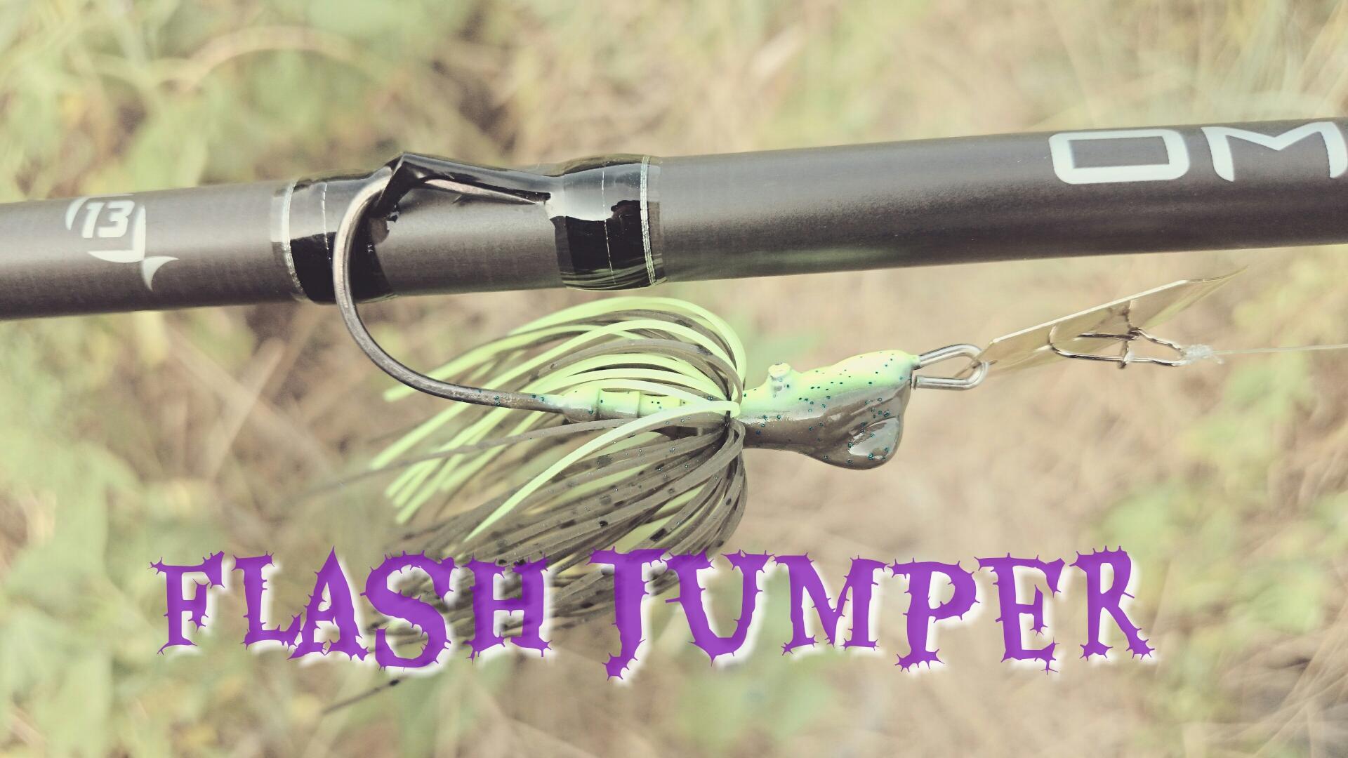 【フラッシュジャンパー】超攻撃的かつ生命感溢れるチャター。