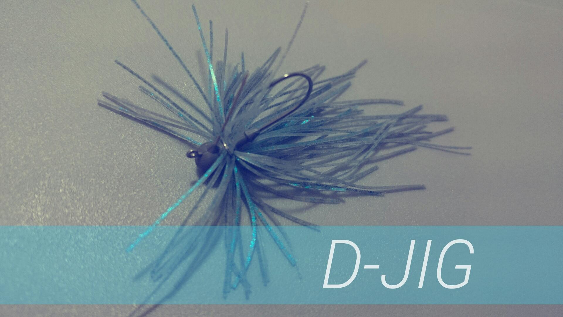 【DSTYLE】Dジグというスタンダード。ジャパンスモラバの基本形。