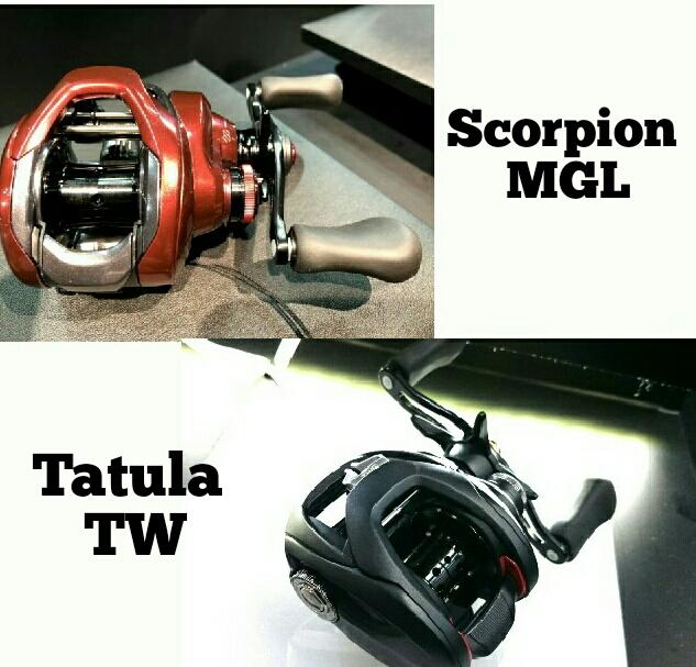 蠍VS蜘蛛。19スコーピオンMGLと19タトゥーラTWを比較する。