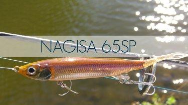 JACKALL ナギサ 65SP インプレ。セコいワームより釣れるI字のサイトスペシャル。