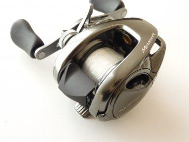 【KDW】20メタニウム オフセットクラッチ装着してみた&ブラックを語ってみた。あと注意点。